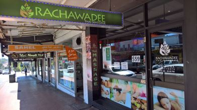 Rachawadee Thai Massage