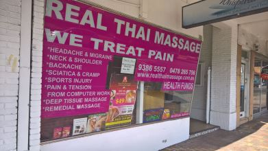 Real Thai Massage