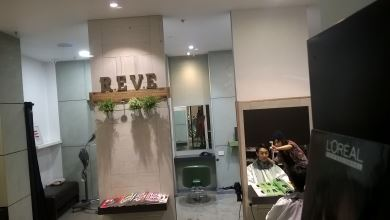 Reve Hair Bourke Street