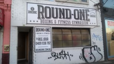 Round One Boxing and Fitness Gymnasium