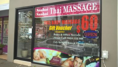 Saabai Thai Massage