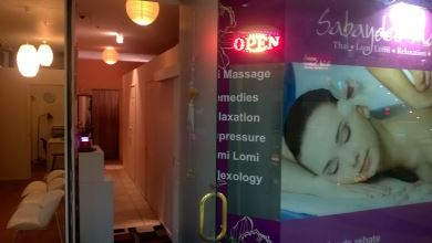 Sabaydee Massage Bourke Street