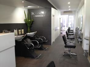 Scissors Hairdressing