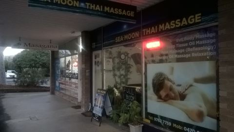 Sea Moon Thai Massage