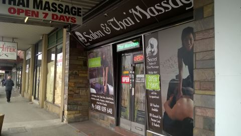 Secret Salon and Thai Massage