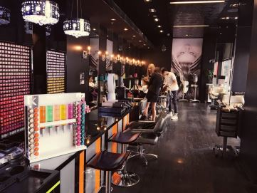 Seri Hair and Beauty LaTrobe Street