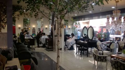 Seri Hair and Beauty Russell Street