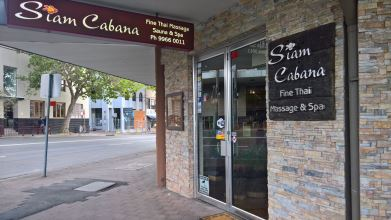 Siam Cabana Fine Thai Massage and Spa