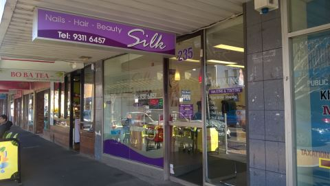 Silk Hair and Nail Salon