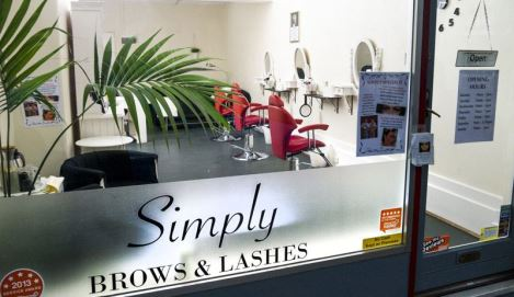 Simply Brows and Lashes South Yarra