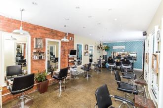 Slinky Hairdressing and Barbershop
