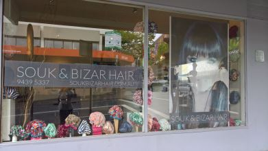 Souk and Bizar Hair