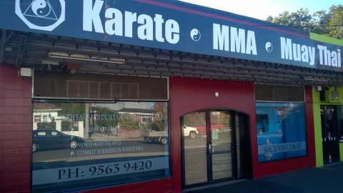 South East Academy of Martial Arts