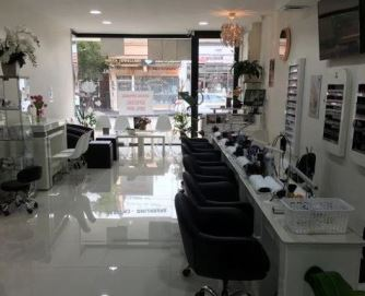 Sparkling Crystal Nail and Beauty Salon