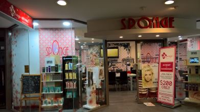 Sponge Hair Salon