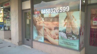 Station 75B Massage Shop