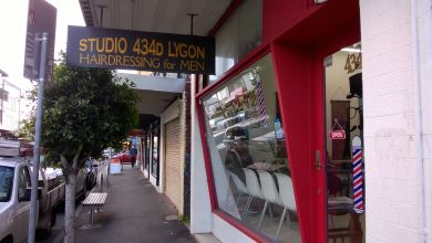 Studio 434D Lygon Hairdressing