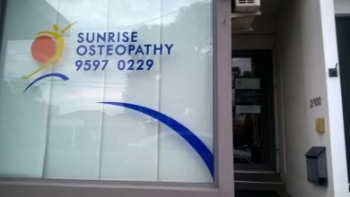 Sunrise Osteopathy