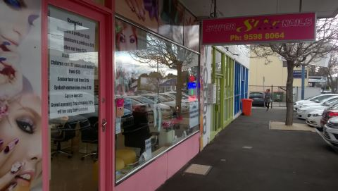 Super Star Nails