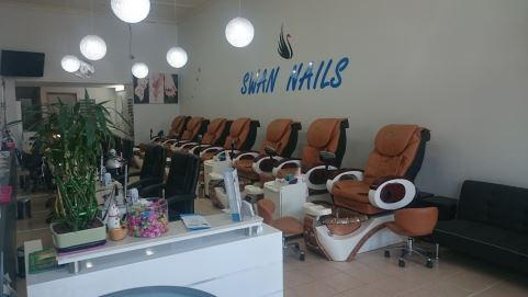 Swan Nails and Foot Spa