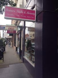 Texture Nails and Beauty