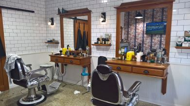 The Alley Barber Shop