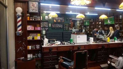 The Barber Club Bentleigh