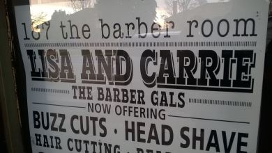 187 The Barber Room
