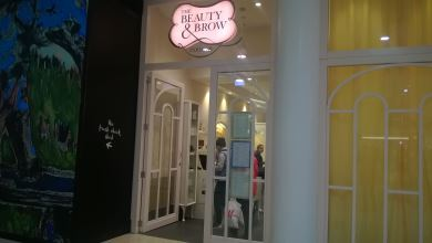 The Beauty and Brow Parlour Eastland