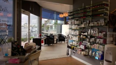 The Hair and Beauty Lounge on the Waterfront