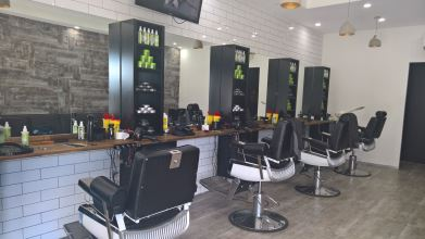The Hair Lab Barber Shop