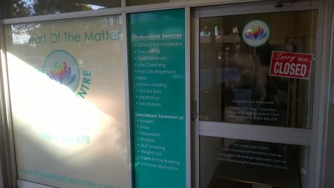 The Heart of the Matter Wellness Centre