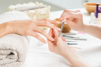 The Nail Salon and Spa