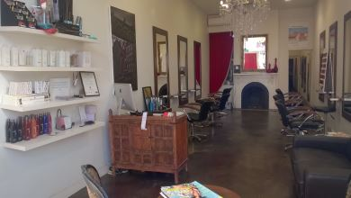 The Red Door Salon