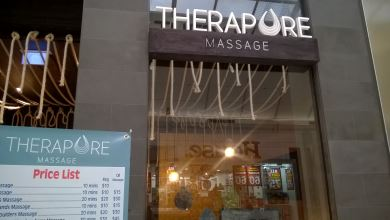 Therapure Massage Pacific Werribee Shopping Centre
