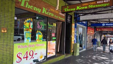 Thong Korn Massage