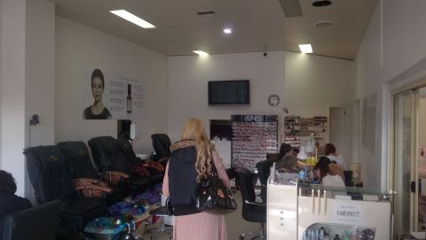 Tina Hair And Nails Design