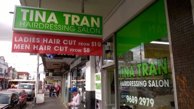 Tina Tran Hairdressing Salon