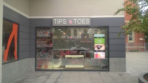 Tips and Toes Port Melbourne