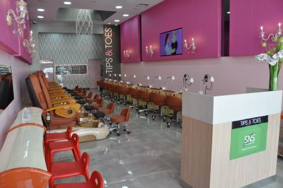 Tips and Toes South Melbourne