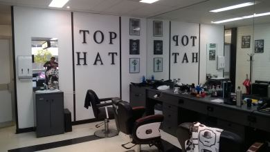 Top Hat Hairdressing