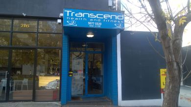 Transcend Health and Fitness