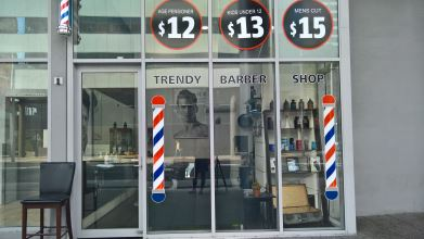 Trendy Barber Shop