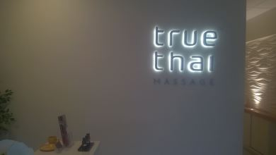 True Thai Massage Hardware Street