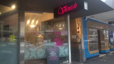 Vanish Waxing Bar