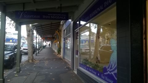 Vigorous Thai Massage West Melbourne