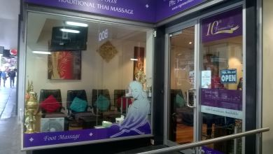 Vigorous Thai Massage East Bourke