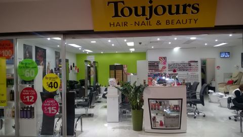 Toujours Hair and Beauty