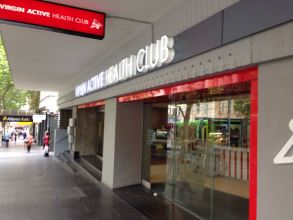 Virgin Active Bourke Street