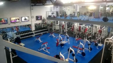 Visions Fitness Centre
